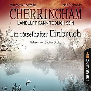 Ein rätselhafter Einbruch (Cherringham - Landluft kann tödlich sein 20) Hörbuch