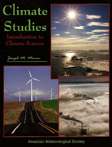 Climate Studies Introduction to Climate Science