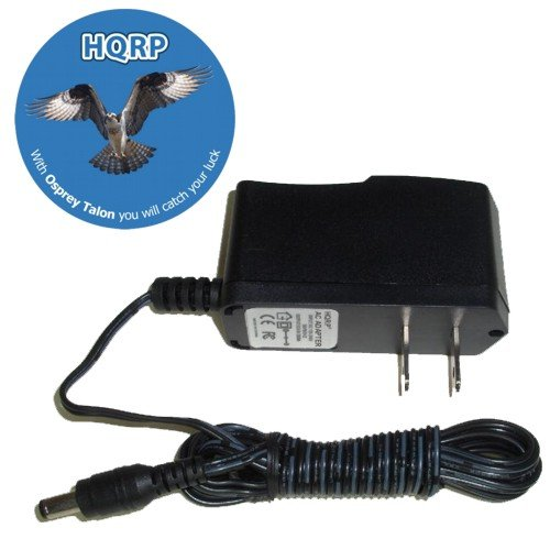 Review HQRP AC Adapter / Power Supply compatible with Boss DR-880 DR. RHYTHM Guitar Effects pedals R...
