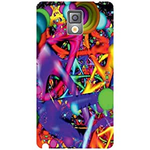 Samsung Galaxy Note 3 Phone Cover - Matte Finish Phone Cover