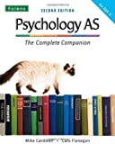Mike Cardwell The Complete Companions: Psychology AS - The Complete Companion for AQA 'A' (Textbook)
