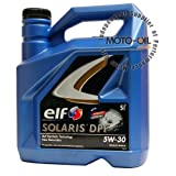 ELF 5L 5W-30 Solaris DPF C3 C4 Engine oil