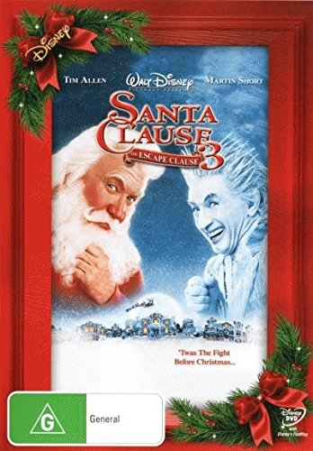 The Santa Clause 3: The Escape Clause Movie News and Cast ...