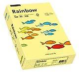 Papyrus Rainbow - Papel A4 para fotocopiadoras (250 unidades), amarillo - 88042305
