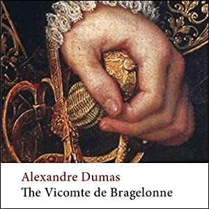 The Vicomte de Bragelonne Audiobook