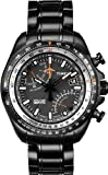 Timex Men's Quartz Watch Aviator Fly-Back Chrono T2P103 with Metal Strap