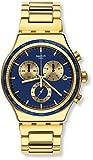 [スウォッチ]SWATCH 腕時計 Irony Chrono (アイロニークロノ) POWER SHOT YVG402G メンズ 【正規輸入品】