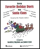 Favorite Holiday Duets With Santa Claus (0634093363) by Haydon, Geoff