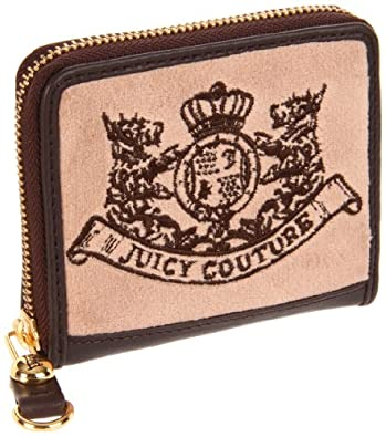 Juicy Couture Replenishment Wallet,Rich Camel,One Size