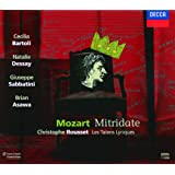 Mozart: Mitridate, Re di Ponte (3 CDs)