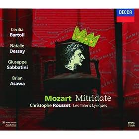 Mozart: Mitridate, Re di Ponte (3 CDs)