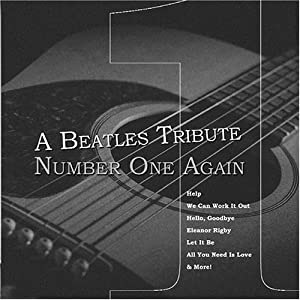 Various Artists - A Beatles Tribute - Number One Again