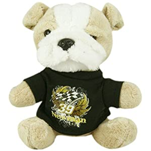 NASCAR #39 Ryan Newman Plush Dog