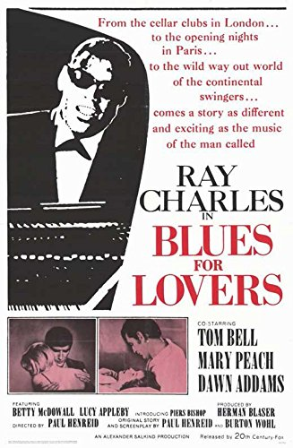 """Blues for Lovers POSTER (11"""" x 17"""")"""