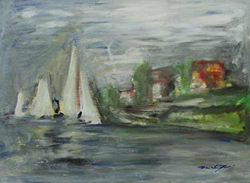 sail-boat-painting-handmade-on-hardboard-modern-figurative-style-made-with-tempera-technique-size-in