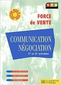 Communication Négociation BTS Force de vente