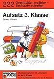 Aufsatz Deutsch 3. Klasse title=
