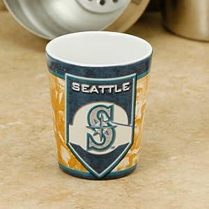 Seattle Mariners 2oz. Nostalgic Shot Glass