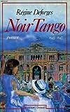 """Afficher """"La Bicyclette bleue n° 4 Noir tango"""""""