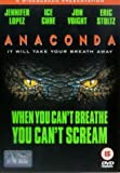 Anaconda [DVD] [1997]