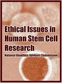 stem cell s ethical issue Stem cells remain a mystery to most people, even though the debate over stem  cell research, treatments, ethics, and funding has led to legal, legislative,.