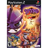 Spyro A Hero's Tail - PlayStation 2