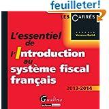 L'essentiel de l'introduction au système fiscal français