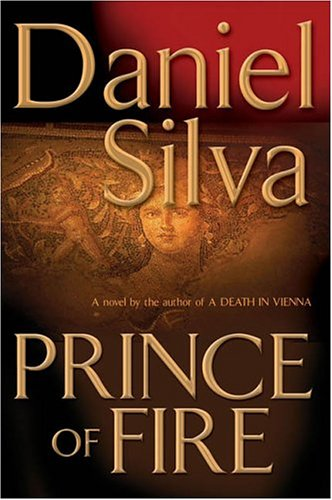 Prince of Fire, Daniel Silva