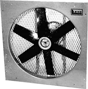 4753S Explosion-Proof Fan with Shutter