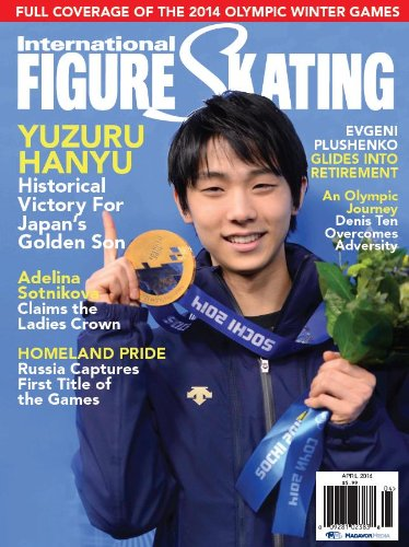 International Figure Skating [US] April 2014 (単号)