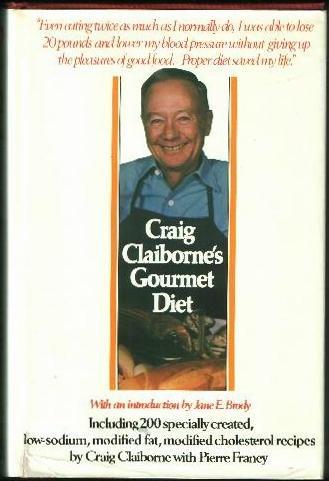 Craig Clairborne's Gourmet Diet, Pierre Franey, Craig Claiborne