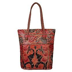 AGL Genuine leather & PU Handle handbags for women(AGL002)