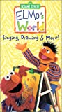 Elmos World - Singing, Drawing & More [VHS]