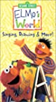 Sesame Street Elmo's World Singing Dr...