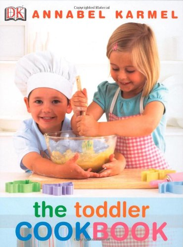 The Toddler Cookbook front-880987