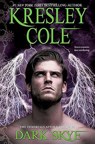 book cover of Dark Skye