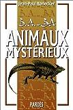 B.A.-BA des animaux mystérieux
