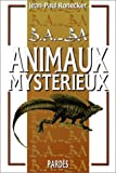 B.A.-BA des animaux mystrieux