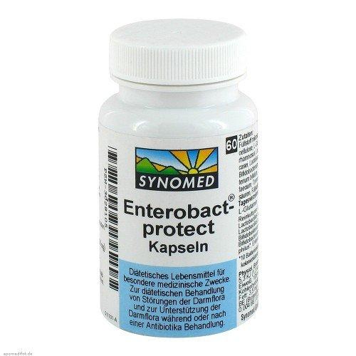 Vorschaubild: ENTEROBACT-protect Kapseln 60 St Kapseln