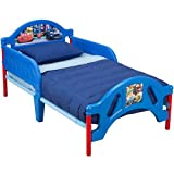 Disney Cars Toddler Bed and Bedding Value Bundle