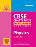 #8: CBSE Physics Chapterwise Solved Papers Class 12th 2017-2009