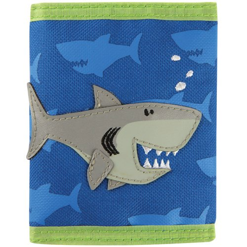 Stephen Joseph Shark Wallet front-981924