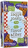 Gnu Flavor & Fiber Bars, Blueberry Cobbler, 25.4 oz, 16 ct