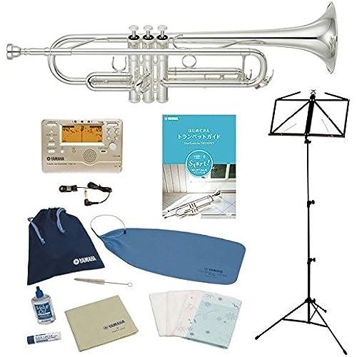 YTR4335GSII 트럼펫 초심자 세트 (야마하 골프 골프 YTR-4335GSII)