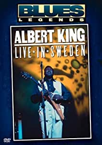 Blues Legends: Albert King - Live in Sweden