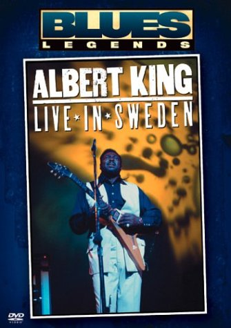 Blues Legends: Albert King - Live in Sweden