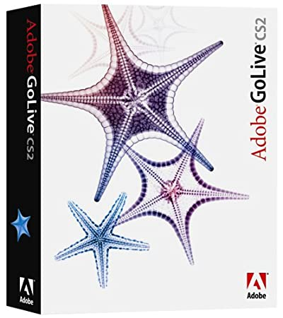 Adobe GoLive CS2 Upgrade [Old Version]