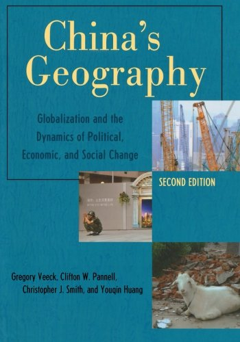 China's Geography: Globalization and the Dynamics of...