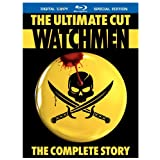 Watchmen: The Ultimate Cut [Blu-ray] ~ Malin Akerman