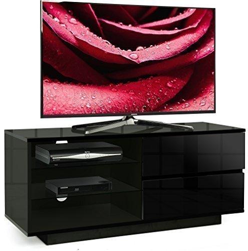 """Centurion Gallus Mobile TV LED e LCD fino a 55"""" - colore nero lucido"""